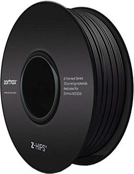 Zortrax Z-HIPS Filament schwarz (10625)