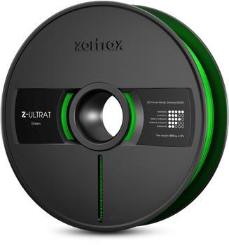 Zortrax Z-ULTRAT Grün (green) 1,75mm Filament