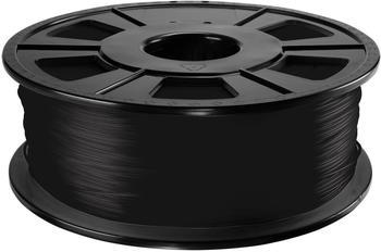 Renkforce Filament ABS 1.75 mm Schwarz 1 kg