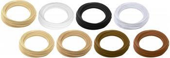 Renkforce Filament-Paket ABS, PP (Polypropylen), PA (Polyamid), PC (Polycarbonat), PETG, HIPS, PVA,