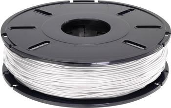 Renkforce Filament TPE semiflexibel 1.75 mm Weiß 500 g