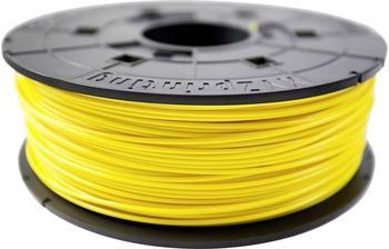 XYZprinting Filament PLA 1.75 mm Gelb 600 g Junior