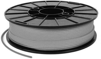 NinjaTek TPE Filament silber 3mm 750g (662345148245)