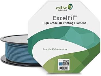Voltivo ExcelFil ABS Filament 2,85mm blau (EF-ABS-300-CKBLU)