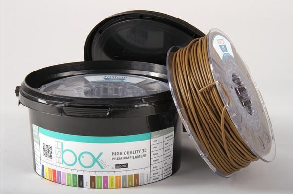 Avistron Wood Filament 2,85mm grün (AV-WOOD285-GR)