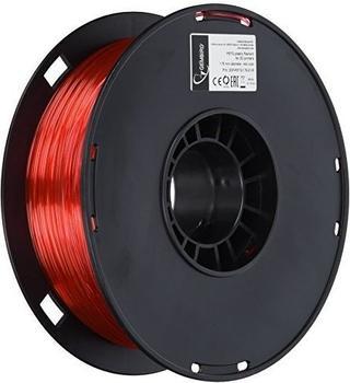 Gembird PETG Filament 1.75mm rot (3DP-PETG1.75-01-R)