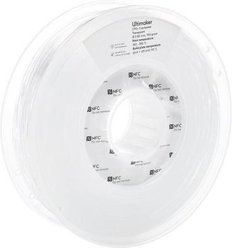 Ultimaker CPE Filament 2,85mm transparent (8718836377907)