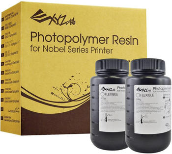 XYZprinting Nobel Resin transparent (RUFLXXTW00C)