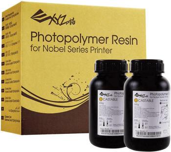 XYZprinting Nobel Resin Orange (RUCSTXTW00B)