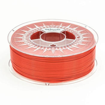 Extrudr PETG Filament 1.75mm rot (9010241023264)