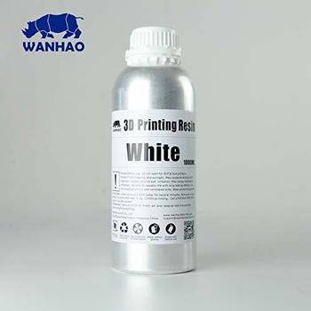 Wanhao UV-Resin 1000ml Weiß