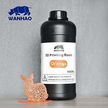 Wanhao UV-Resin 1000ml Orange