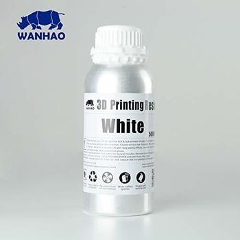 Wanhao UV-Resin 500ml Weiß (23434)