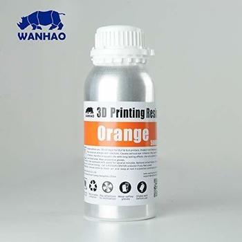 Wanhao UV-Resin 500ml Orange