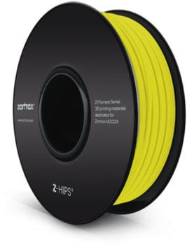 Zortrax Z-HIPS Gelb (yellow) 1,75mm 800g Filament