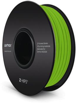 Zortrax Z-HIPS Grün (green) 1,75mm 800g Filament