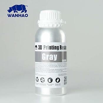 Wanhao UV Resin 500ml Grau (23454)