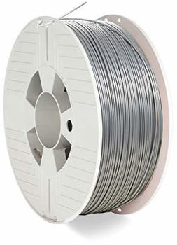 Verbatim ABS Filament 1.75mm silber