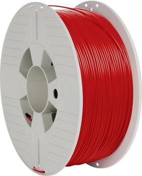 Verbatim PLA Filament 1.75mm rot