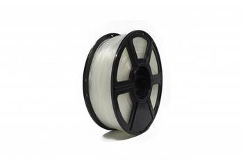 FlashForge PA Filament (Nylon) Naturweiß transluzent (natural white translucent) 1,75mm 1000g