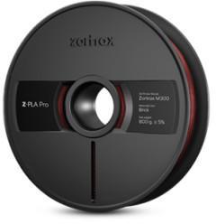 Zortrax PLA Filament 1.75mm rot (ZPLAPRO-BRICK-M300)