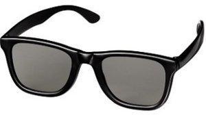 Hama 109805 3D-Polfilterbrille schwarz/glänzend