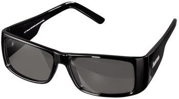 Hama 109800 Polfilterbrille Unisex sportlich Schwarz