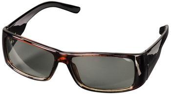 Hama 109801 Polfilterbrille Unisex sportlich Braun
