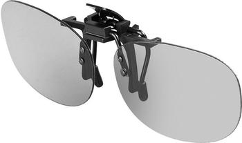 Goobay 3D Zirkular Polfilter Aufsteckbrille