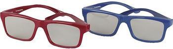 Grundig 3D Brille für Dual Gaming (2 Stück)