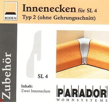 Parador Alu Optik Innenecken Typ2 SL 4