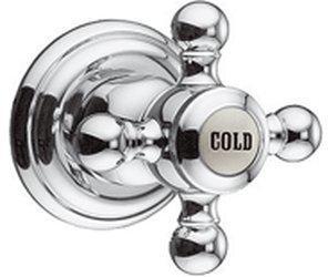 Kludi Adlon Unterputzventil, Markierung Cold (Chrom, 518150520)