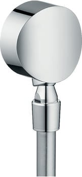 Hansgrohe Fixfit S Schlauchanschluss mit Kugelgelenk chrom (27506000)