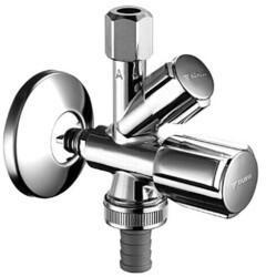 Schell Armaturen Schell Kombi-Eckventil Quick Comfort, mit Stecktechnik (035040699)