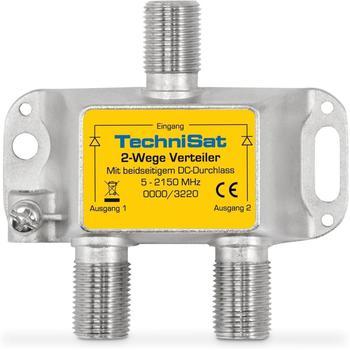 TechniSat 0000/3220 2-Wege Verteiler