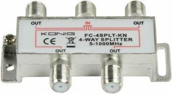 König FC-4SPLT-KN
