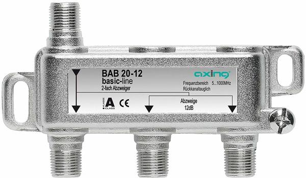 Axing BAB 2-Fach BK- Abzweiger