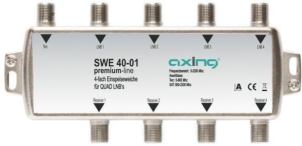 Axing SWE Satelliten-Einspeiseweiche