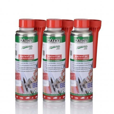 Mathy BE Benzin Systemreiniger (3x250 ml)