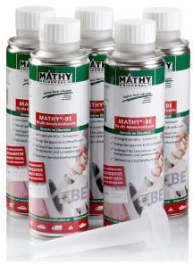 Mathy BE Benzin Systemreiniger (5x250 ml)