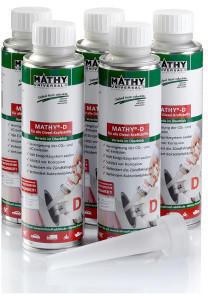 Mathy D Diesel Systemreiniger (5x250 ml)