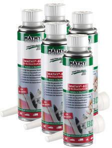 Mathy BD (5x250 ml)