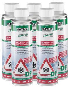 Mathy DF Diesel-Fließverbesserer (5x300 ml)