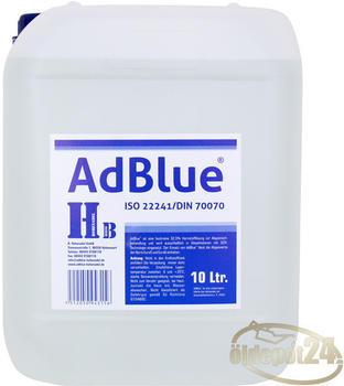 B.Hohenadel AdBlue (10 l)