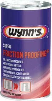 Wynn's Super Friction Proofing