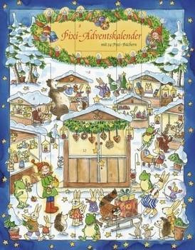 Carlsen Verlag Pixi-Adventskalender 2012