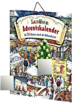 Loewe Verlag Leselöwen-Adventskalender