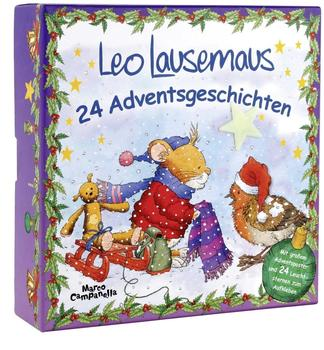 Lingen Verlag Leo Lausemaus - 24 Adventsgeschichten
