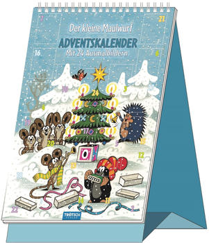 Edition Trötsch Adventskalender Maulwurf