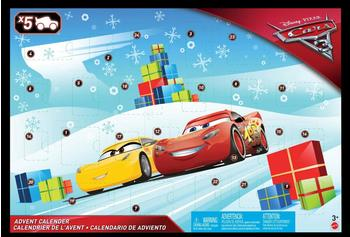 Mattel Cars 3 Adventskalender (2017)